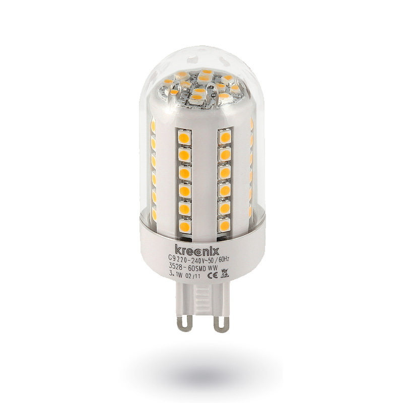 Светодиодная лампа elektrostandard g9 led 3w 220v 4200k