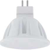 Ecola Light MR16 LED 4,0W 220V GU5.3 M2 6500K матовое стекло 49x50, M7MD40ELC