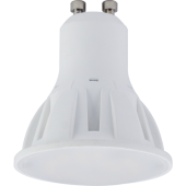 Ecola Light Reflector GU10 LED 4,0W 220V GU10 4200K матовое стекло 58x50, TR4V40ELC