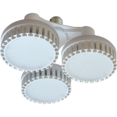 Ecola High Power LED Premium 69W 220V 110° E27 4200K (комплект) 165х260mm, HP7V69ELH