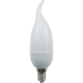 Ecola Light candle LED Eco 3,0W 220V E14 4000K свеча на ветру 128x37, C4FV30ELB