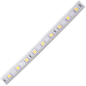 Ecola LED strip 220V STD 7,2W/m IP68 14x7 30Led/m RGB разноцветная лента 100м, SA1M07ESB
