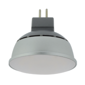 Ecola Light MR16 LED 4,0W 220V GU5.3 2800K матовое стекло 46x50, M2TW40ELC