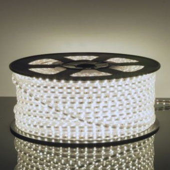 Ecola LED strip 220V STD 4,8W/m IP68 12x7 60Led/m 6000K 4Lm/LED 240Lm/m лента 10м, S10D05ESB